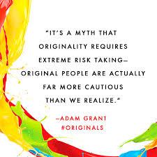 Originals Quote