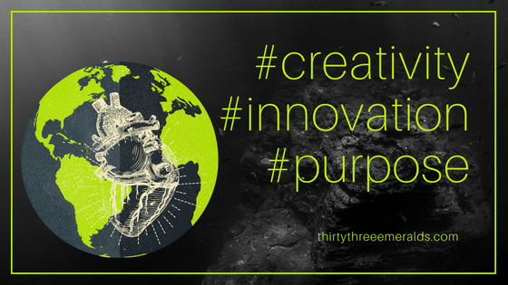 #creativity#innovation#purpose