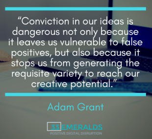 Adam Grant Ideas