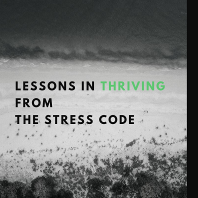 buffer up lessons in thriving from the Stress code